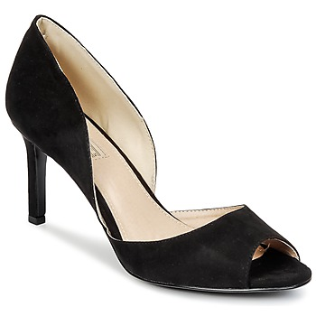 kengät Naiset Korkokengät Buffalo CHOU Black