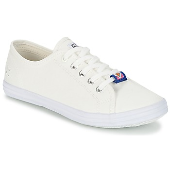 kengät Naiset Matalavartiset tennarit Banana Moon RAYA White