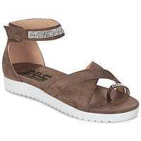kengät Naiset Sandaalit ja avokkaat Refresh OURILICA TAUPE