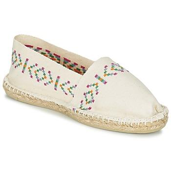 kengät Naiset Espadrillot 1789 Cala CLASSIQUE Ecru