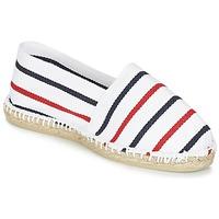 kengät Espadrillot 1789 Cala CLASSIQUE White / Blue / Red