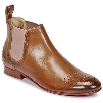 kengät Naiset Bootsit Melvin & Hamilton SALLY 16 CAMEL