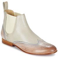 kengät Naiset Bootsit Melvin & Hamilton SALLY 19 White