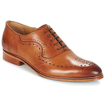 kengät Miehet Derby-kengät Melvin & Hamilton KANE 6 Brown