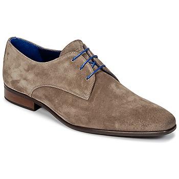 kengät Miehet Derby-kengät Azzaro JOSSO Taupe