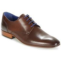 kengät Miehet Derby-kengät Azzaro DELIGO Brown