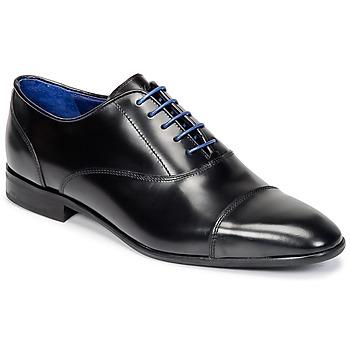 kengät Miehet Derby-kengät Azzaro RAEL Black