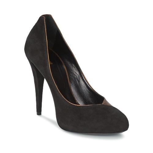 kengät Naiset Korkokengät Roberto Cavalli YPS530-PC219-D0127 Black