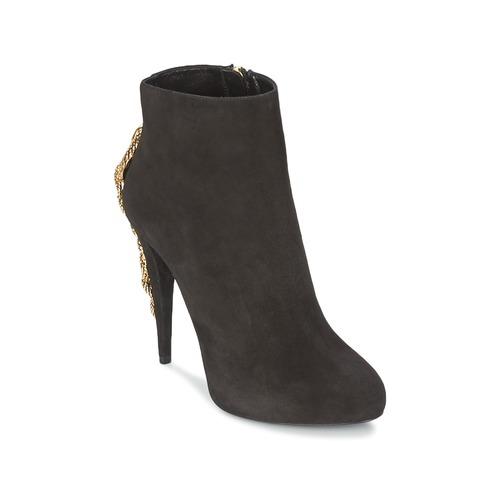 kengät Naiset Nilkkurit Roberto Cavalli YPS564-PC001-05051 Black