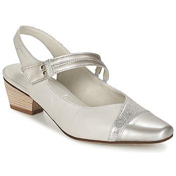 kengät Naiset Korkokengät Dorking CONCHA BEIGE