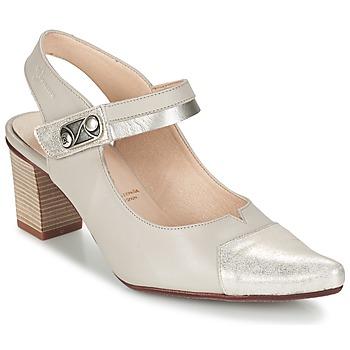 kengät Naiset Korkokengät Dorking DELTA BEIGE
