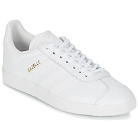 kengät Matalavartiset tennarit adidas Originals GAZELLE White