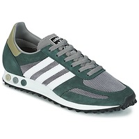 kengät Miehet Matalavartiset tennarit adidas Originals LA TRAINER OG Grey
