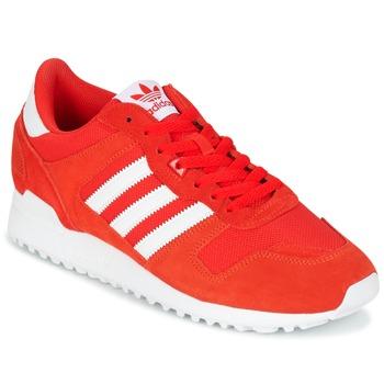 kengät Miehet Matalavartiset tennarit adidas Originals ZX 700 Red