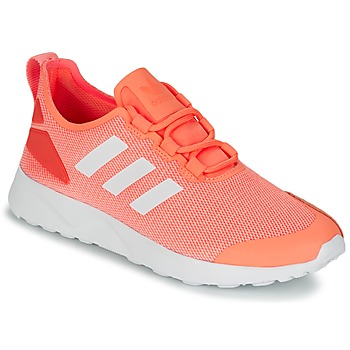 kengät Naiset Matalavartiset tennarit adidas Originals ZX FLUX ADV VERVE W Kermanvärinen /keltainen / Brillant