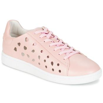 kengät Naiset Tennarit Mellow Yellow BIGLI Pink