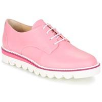 kengät Naiset Derby-kengät Mellow Yellow BOB Pink