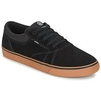 kengät Miehet Skeittikengät Element WASSO Black