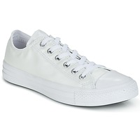 kengät Naiset Matalavartiset tennarit Converse CHUCK TAYLOR ALL STAR SEASONAL METALLICS OX White