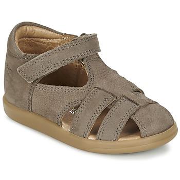 kengät Pojat Sandaalit ja avokkaat Shoo Pom PIKA BOY Taupe
