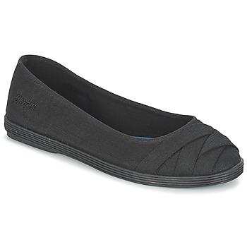 kengät Naiset Balleriinat Blowfish Malibu GLO Black