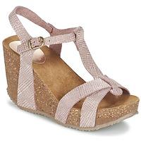 kengät Naiset Sandaalit ja avokkaat Elue par nous ZECDOUVE Pink