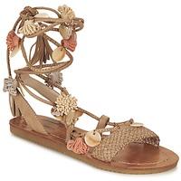 kengät Naiset Sandaalit ja avokkaat Elue par nous ZECTEUR Brown