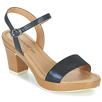 kengät Naiset Sandaalit ja avokkaat Metamorf'Ose ZACQUESTE Blue / Brown