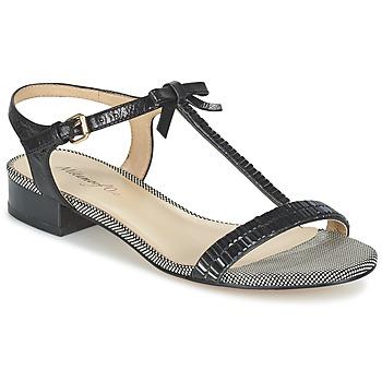 kengät Naiset Sandaalit ja avokkaat Metamorf'Ose ZAFOIN Black