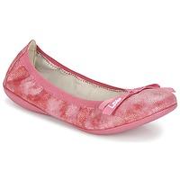 kengät Naiset Balleriinat Les P'tites Bombes ELLA Pink