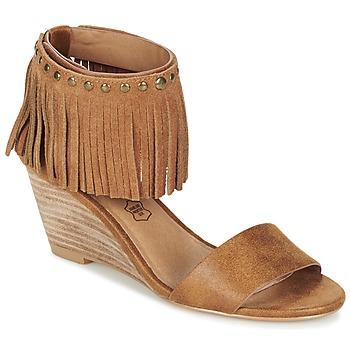 kengät Naiset Sandaalit ja avokkaat Les Petites Bombes NADIA Kamelinruskea