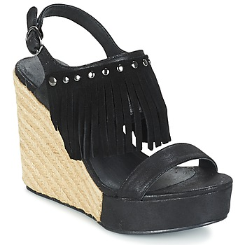 kengät Naiset Sandaalit ja avokkaat Les P'tites Bombes SABINE Black