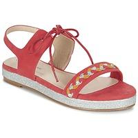 kengät Naiset Sandaalit ja avokkaat Moony Mood GLOBUNE Pink