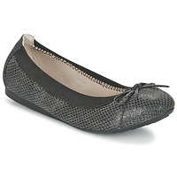 kengät Naiset Balleriinat Moony Mood ELALA Black
