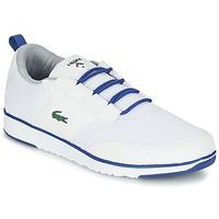 kengät Miehet Matalavartiset tennarit Lacoste L.IGHT 117 1 White
