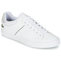 kengät Miehet Matalavartiset tennarit Lacoste FAIRLEAD 117 1 White