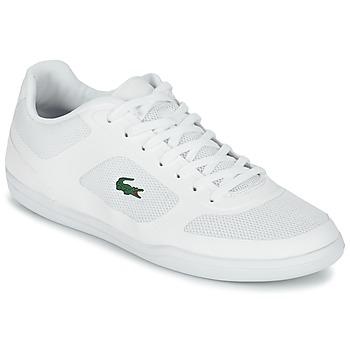 kengät Miehet Matalavartiset tennarit Lacoste COURT-MINIMAL SPORT 316 1 White