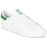 kengät Matalavartiset tennarit adidas Originals STAN SMITH White / Green