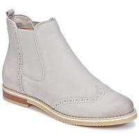 kengät Naiset Bootsit Tamaris MORCO Grey