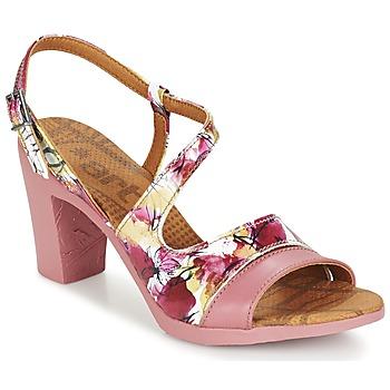 kengät Naiset Sandaalit ja avokkaat Art RIO Pink