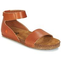kengät Naiset Sandaalit ja avokkaat Art CRETA Brown