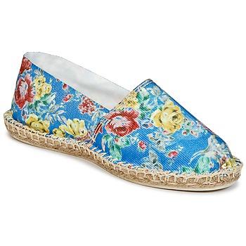 kengät Naiset Espadrillot Art of Soule PRINT Blue