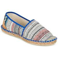 kengät Naiset Espadrillot Art of Soule BOHEMIAN Blue