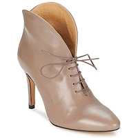 kengät Naiset Nilkkurit Fericelli FIRIN Taupe