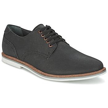 kengät Miehet Derby-kengät Frank Wright LEEK Grey