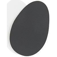 Asusteet / tarvikkeet Kenkätarvikkeet Famaco Patins d'usure T2 noir