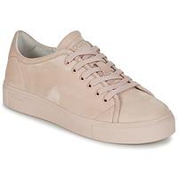 kengät Naiset Matalavartiset tennarit Blackstone NL33 Vaaleanpunainen