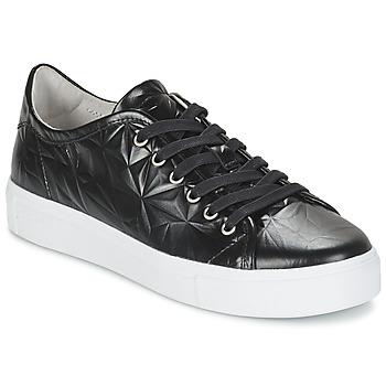 kengät Naiset Matalavartiset tennarit Blackstone NL34 Musta