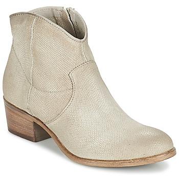 kengät Naiset Bootsit Mjus DONELLA TAUPE