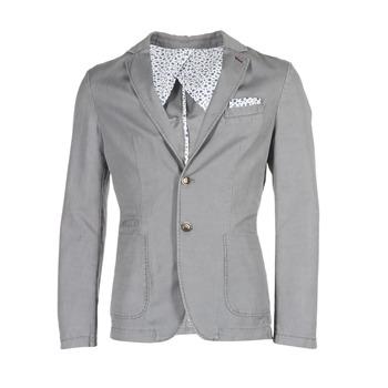 vaatteet Miehet Takit / Bleiserit Benetton MASKIOL Grey